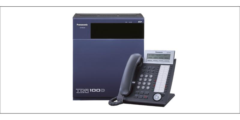 Telefonní ústředna Panasonic KX-TDA100