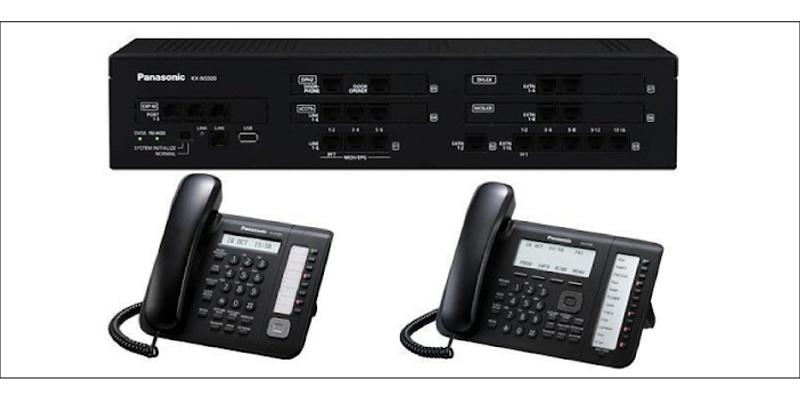 Telefonní ústředna Panasonic
