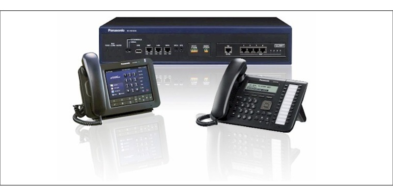 Telefonní ústředny Panasonic KX-NS500_1