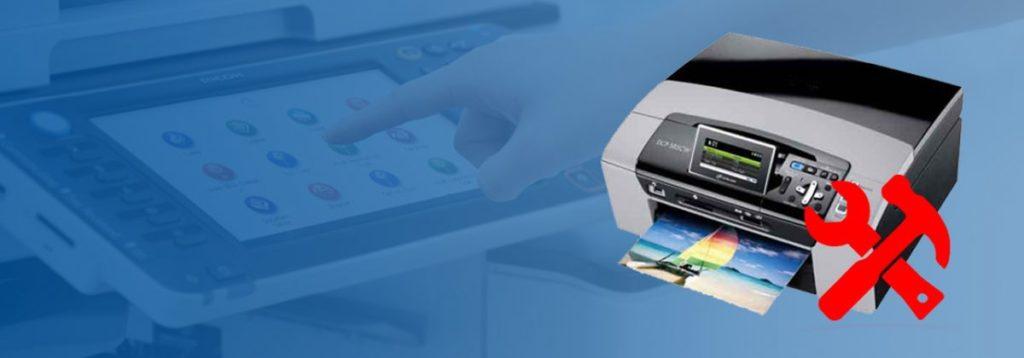 zapůjčení a oprava tiskáren