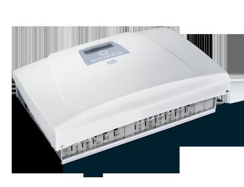 Pobočková telefonní ústředna 2N Omega Lite vám nejen ušetří peníze za volání, ale pomocí řady nadstandardních služeb ještě navíc zefektivní práci vašich zaměstnanců. Budete volat zdarma v rámci firmy, ale i mezi vzdálenými pobočkami. Při spojování odchozích hovorů telefonní ústředna 2N Omega Lite automaticky směruje hovor do sítě s přihlédnutím k výši nákladů. Navíc získáváte možnost rychlého připojení k Internetu pomocí 3G technologie.
